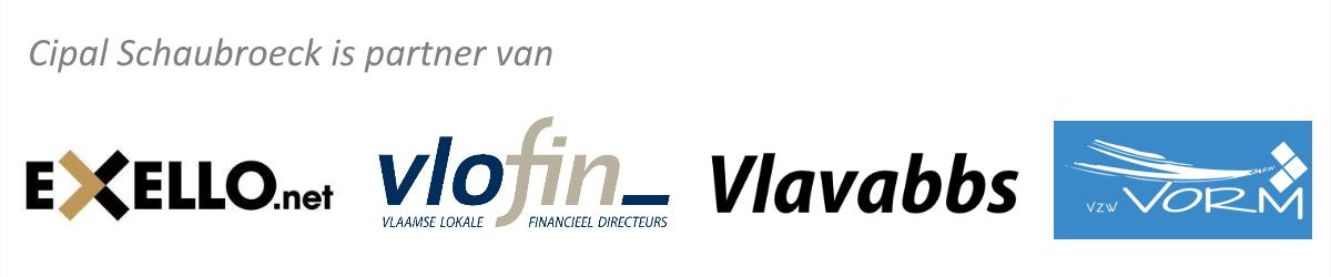 Cipal Schaubroeck is partner van Exello, VLAVABBS, VLOFIN en VORM