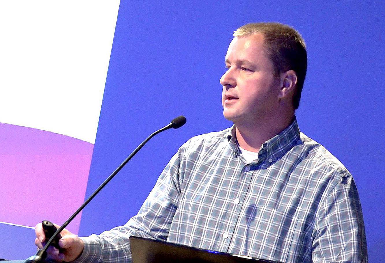 Bart Van Calster - ICT manager Stad Herentals