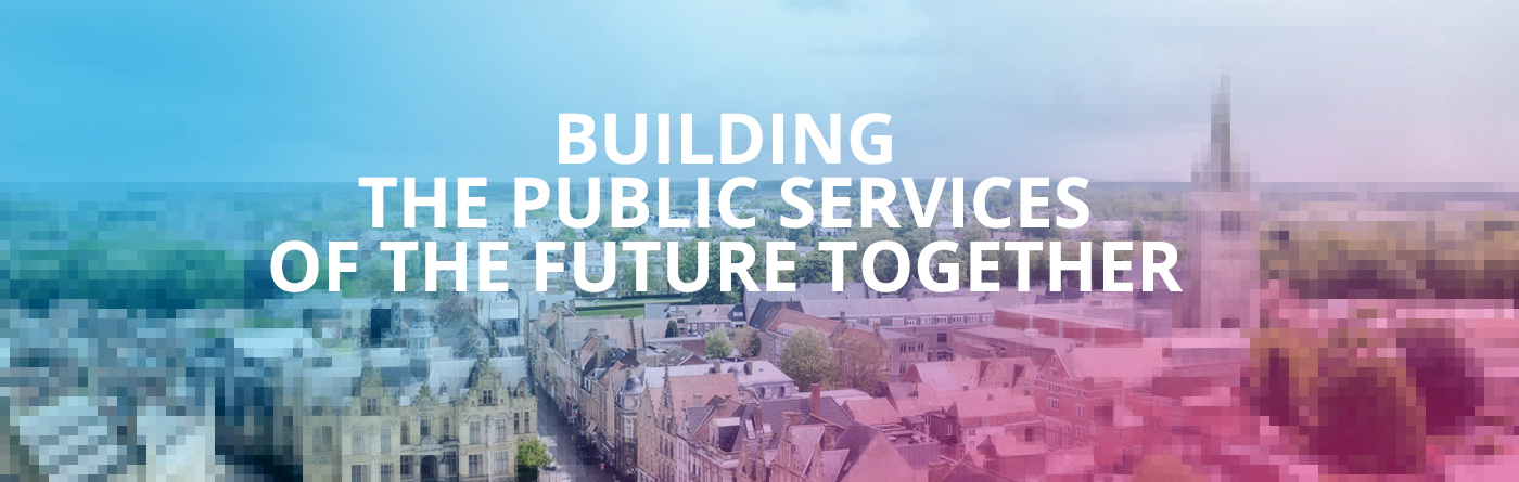 Building the public services of the future together